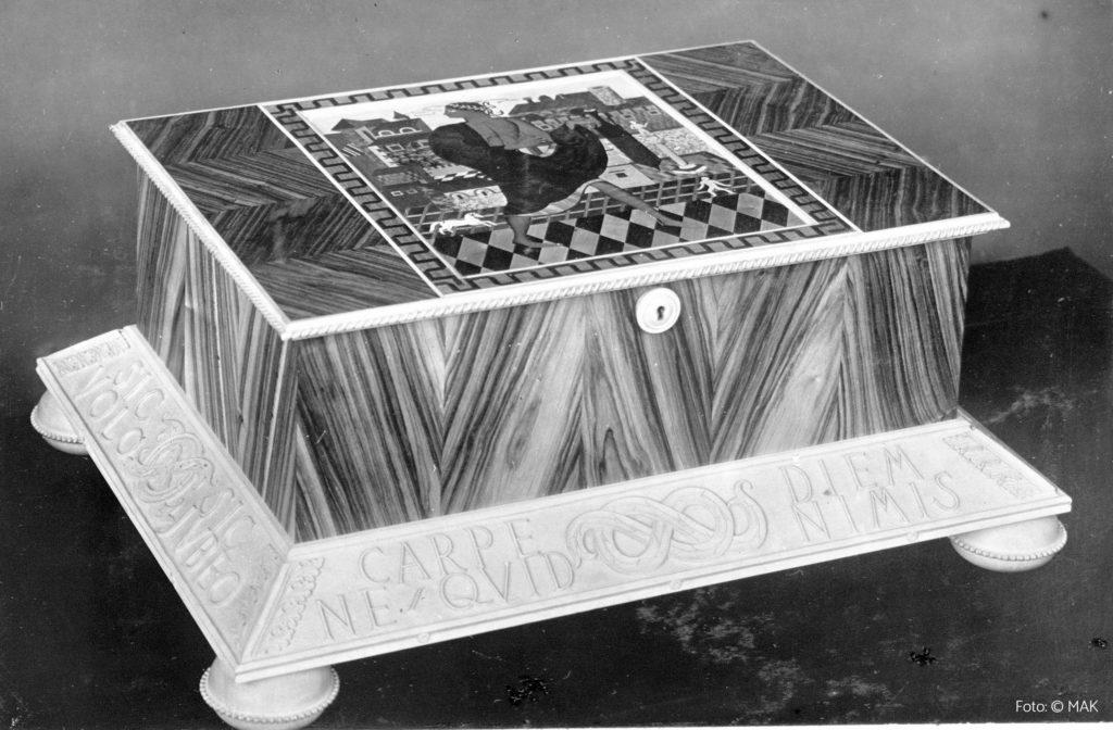 Silbergelatineabzug Archiv Sammlung MAK 1920